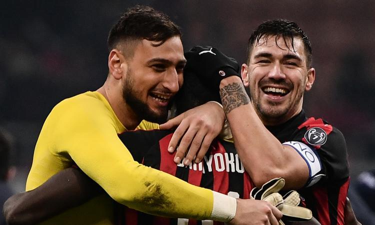Milanmania: Donnarumma-Romagnoli come gli Intoccabili di Sacchi. L'Inter...