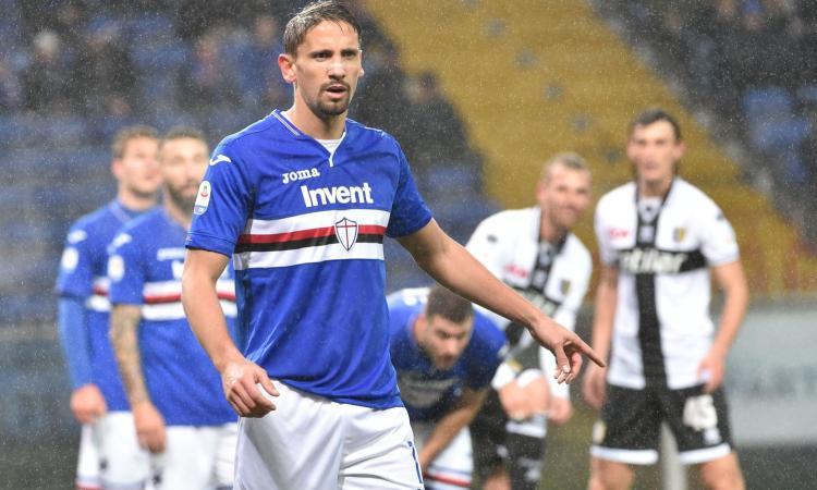 Lecce-Sampdoria 1-2: il tabellino