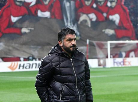 Milan fuori dall'Europa, Calhanoglu e Gattuso responsabili quanto l'arbitro