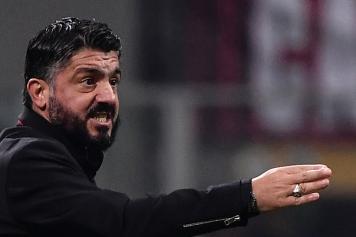 Gattuso Milan indica