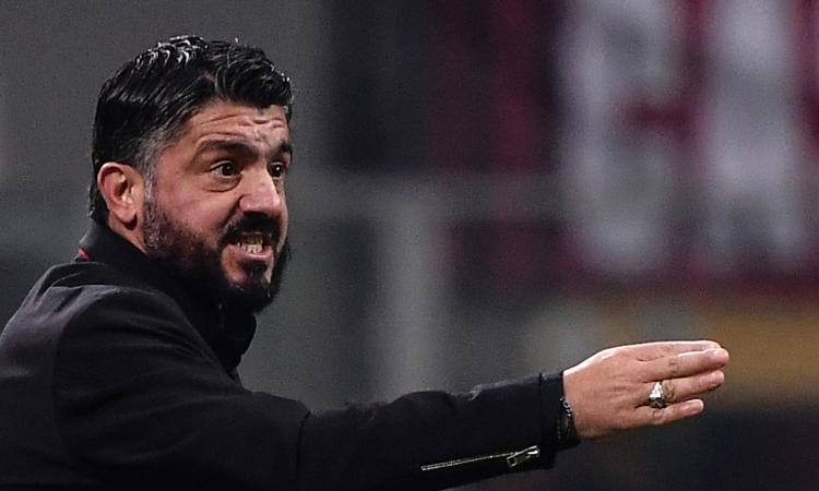 Gattuso si aggrappa ai numeri: nessuno come Rino nel dopo-Allegri, così spera di tenersi il Milan