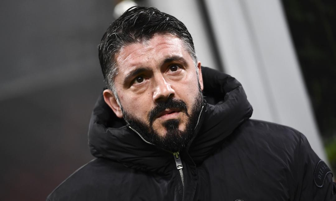 Gattuso analfacalcio, il collega dell'Olympiakos no!