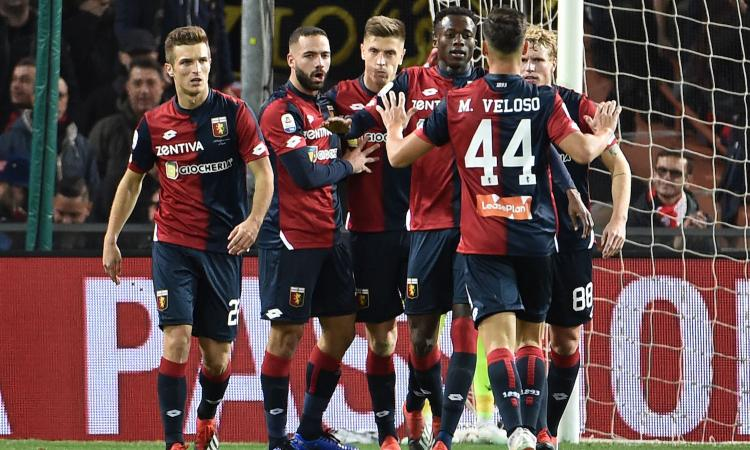 Serie A: ok Atalanta ed Empoli, Parma-Chievo e Genoa-Spal finiscono 1-1