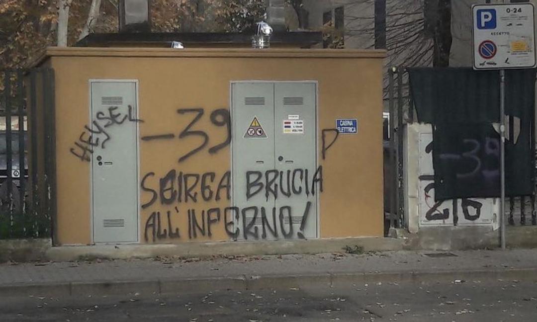 Dall'Heysel a Superga: l'infamia mascherata da tifo