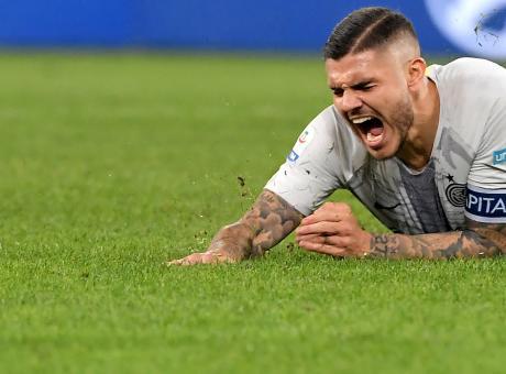 Icardi al Bernabeu per River-Boca: Inter imbarazzata, tifosi infastiditi