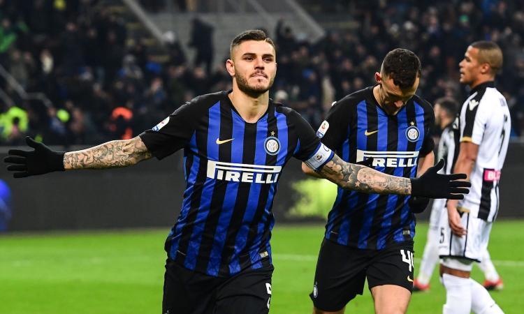 Napoli su Icardi: l'Inter spara alto, Juve sullo sfondo