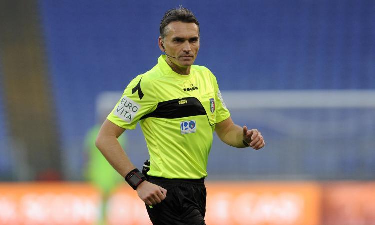 Arbitri Serie A: Fiorentina-Juve a Irrati. Ancora fermi Massa e Valeri dopo il 'caso-Mertens'. Le designazioni