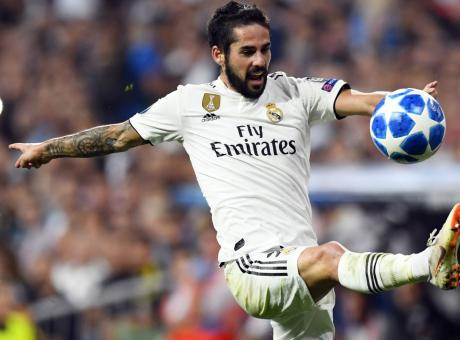 Isco in crisi con il Real: in quota arriva il Chelsea, no dei bookie alla Juve