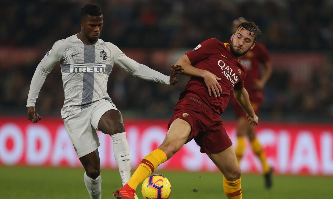 Roma-Inter, una bella partita con spettacolo