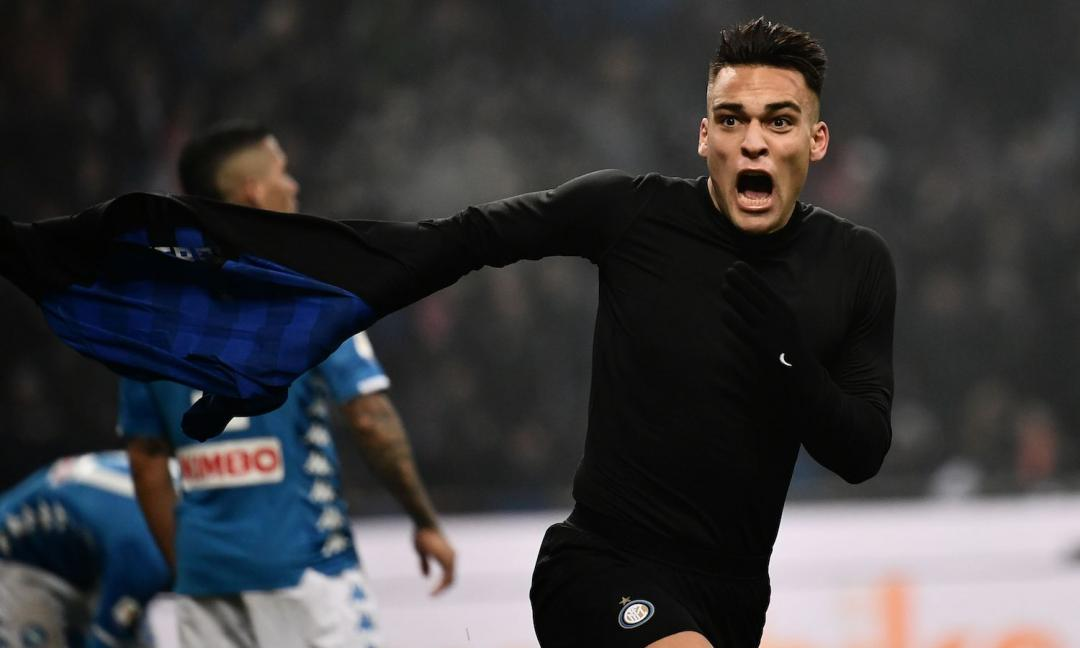 Inter: finalmente la panchina!
