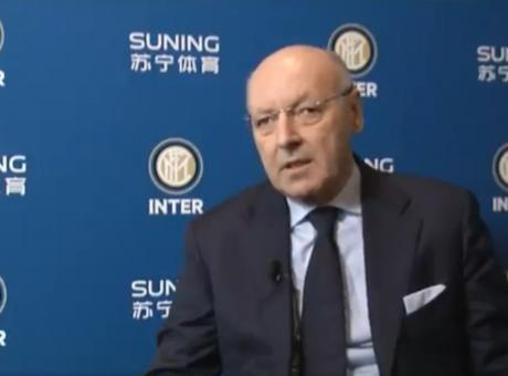 Il tifoso chiede: 'Marotta spia nel fianco dell'Inter o nemico della Juventus?'