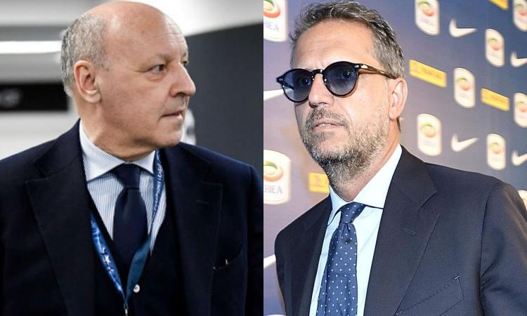 Non solo Ramsey: Paratici-Marotta, che botte sul mercato tra Juve e Inter