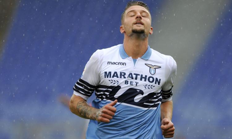 Milinkovic aspetta l'Inter: 'Se qualcosa deve accadere, accadrà'