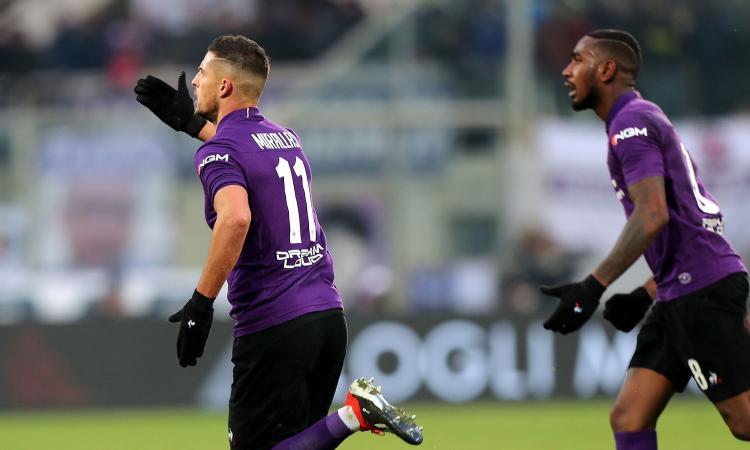 Fiorentina-Empoli 3-1: il tabellino