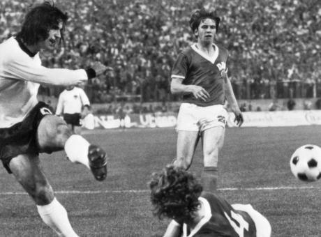 Gerd Muller, drogato del gol e alcolista