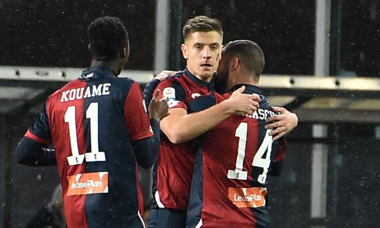 Milan, l'urgenza del Genoa per avere Piatek subito