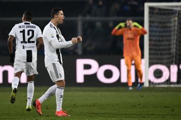 Natiijada sawirka Atalanta 2-2 Juventus