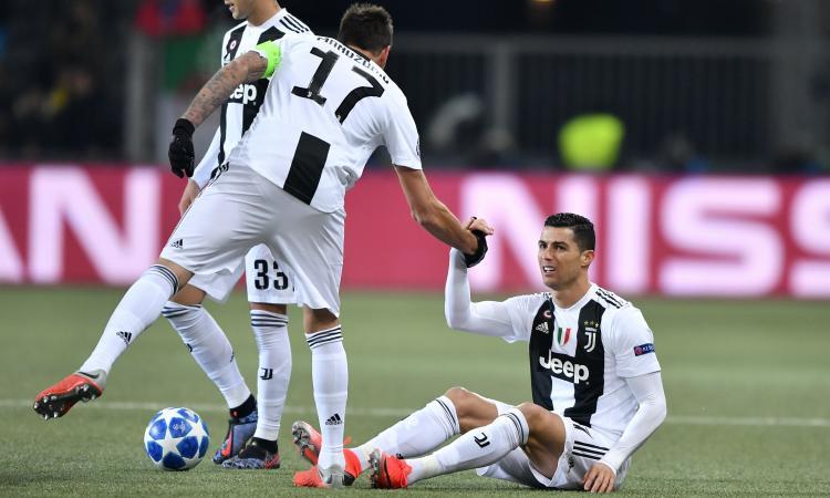 Il primo errore di Allegri: Ronaldo non doveva giocare con lo Young Boys