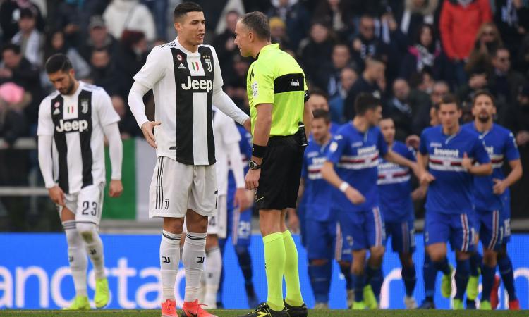 Chiesa a CM: 'Il rigore per la Juve non c'è, 2-2 irregolare. Disastro di arbitri e Var: errori a Udine, Sassuolo e Genova'