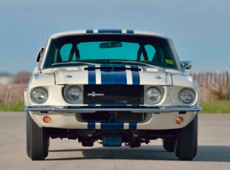 PIT STOP: all'asta con un prezzo da record l'unica Shelby Mustang GT500 Super Snake 1967 mai costruita FOTO