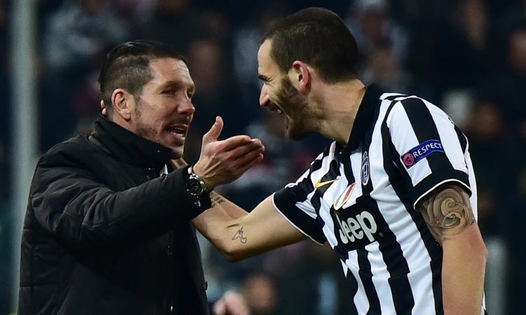 Atletico-Juve, sfida fra simili. Roma, è andata meglio. Lazio, il Siviglia è colpa tua, per Inter e Napoli turno facile