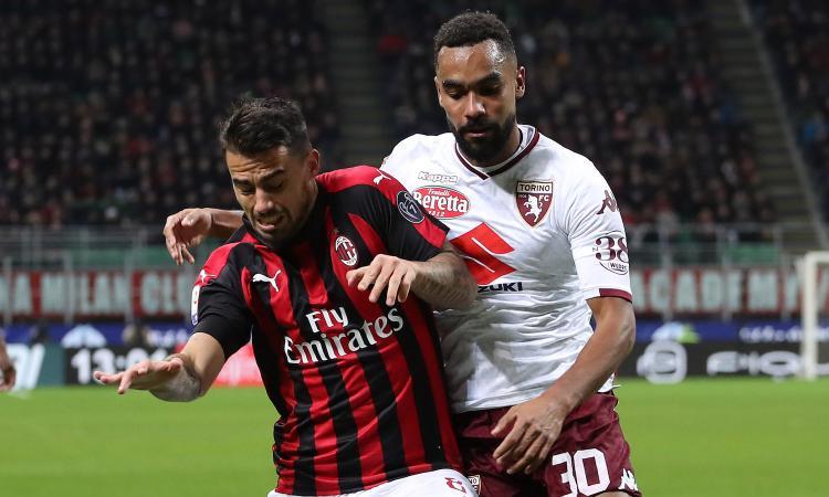 Torino, infortunio al ginocchio per Djidji
