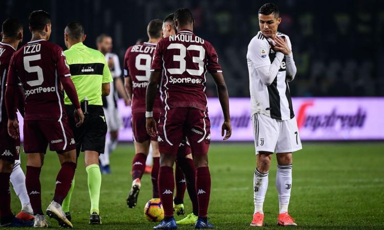 Toromania: Ronaldo come Maresca, è un provocatore ma non è un campione