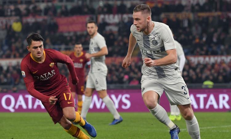 Roma, il Tottenham fa sul serio per Under