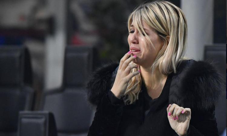 Wanda come Icardi: diserta il derby-beneficenza delle wags VIDEO