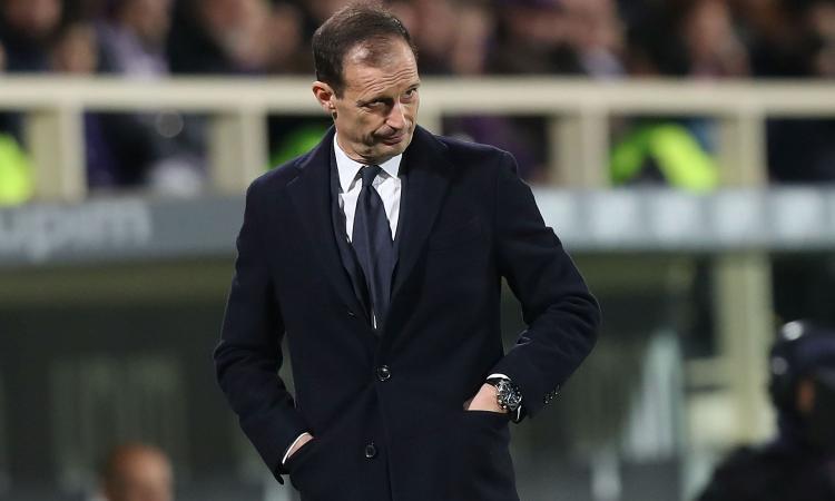 Juve-Inter: due difetti dei bianconeri che non lasciano tranquillo Allegri
