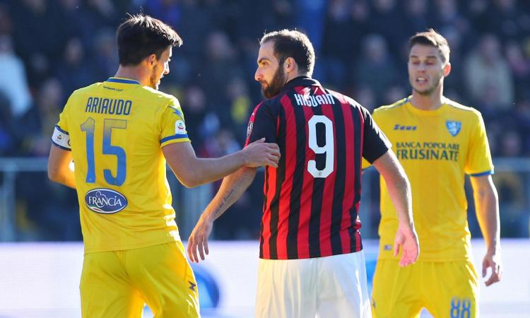 Milan, 'super bivio per Higuain'
