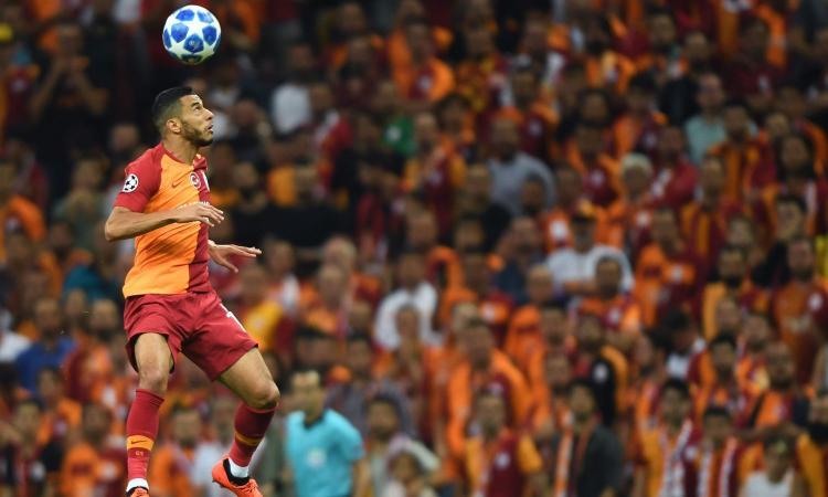 Galatasaray: Belhanda verso l'Arabia Saudita
