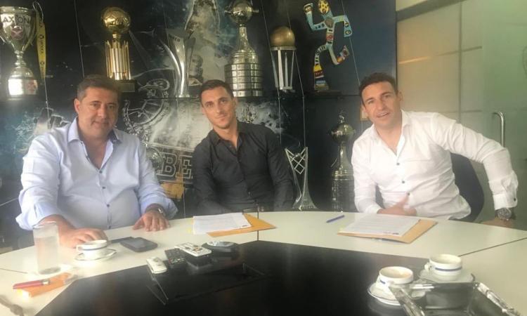 Boca Juniors: Burdisso incontra Cagliari e Atalanta, le ultime