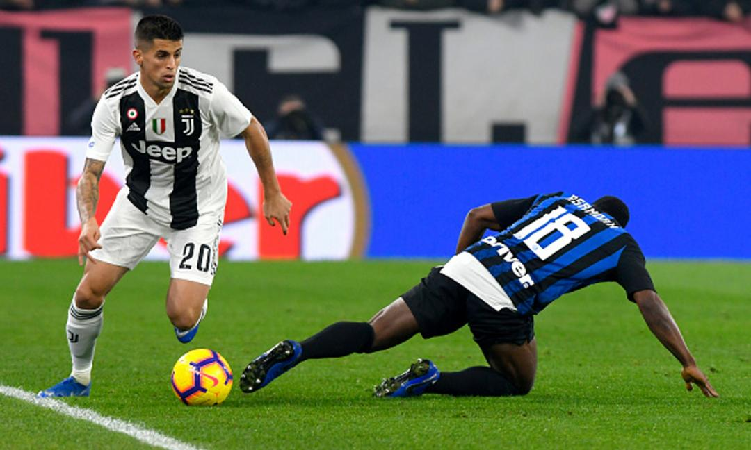 "Inter, tu vedi ""Asa"", io piango Cancelo"