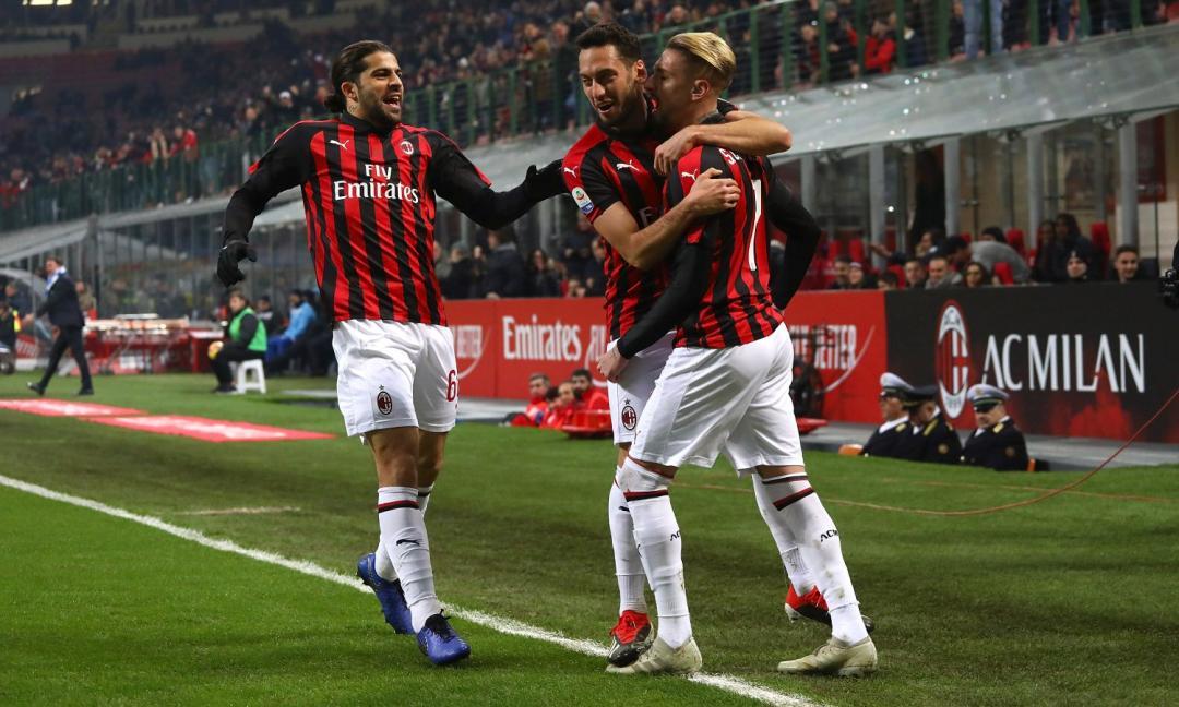 Milan, il ruggito della vittoria