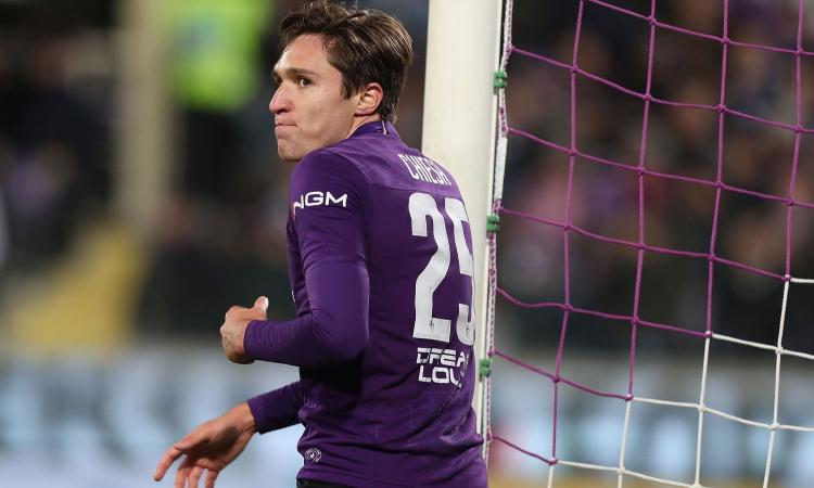 Marotta parla con Corvino per Chiesa: l'Inter sorpassa la Juventus