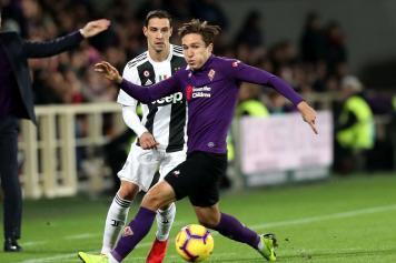 Statistics Prove That Juve Inter And Barca Interest In Fiorentina