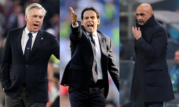 Europa League, tutte le qualificate: chi possono pescare Napoli, Inter e Lazio