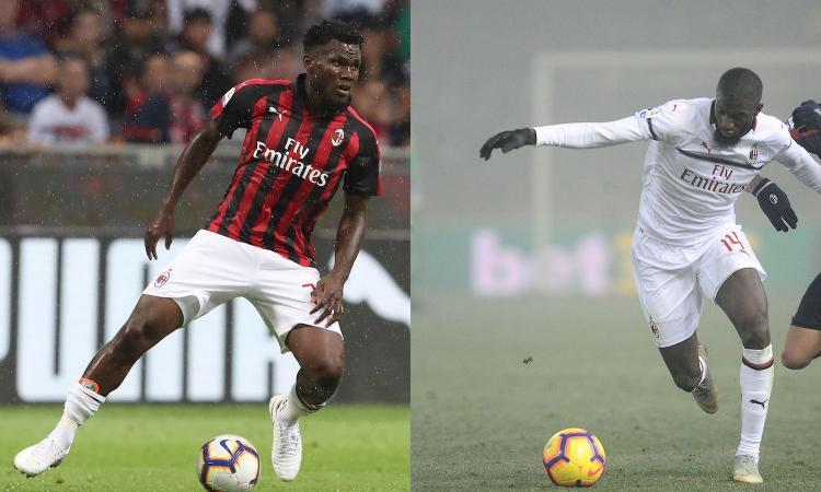 Milan senza Kessie e Bakayoko: ecco le opzioni di Gattuso per la Fiorentina