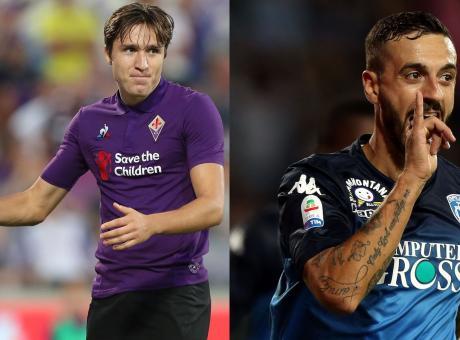 Empoli 'da Champions', la Fiorentina trema. Caputo meglio dell'attacco viola