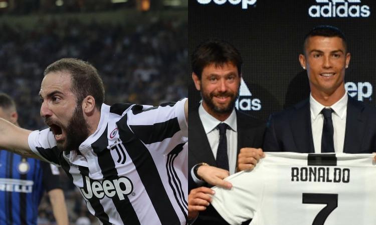 Da Real e CR7 a Higuain e Inter: Juve, i 10 momenti più significativi del 2018