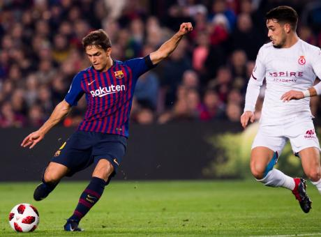 Barcellona: un obiettivo del Milan si sfoga