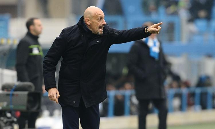 Chievo, Di Carlo: 'Prossime partite influenzeranno il mercato. Inter? Spalletti mi conosce benissimo...'