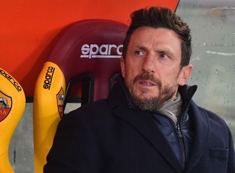 Roma, domani parla Di Francesco in conferenza stampa