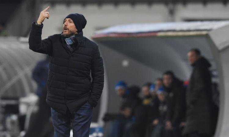 Roma, Di Francesco: 'Non ho ottenuto le risposte che volevo. Siamo tutti in discussione'