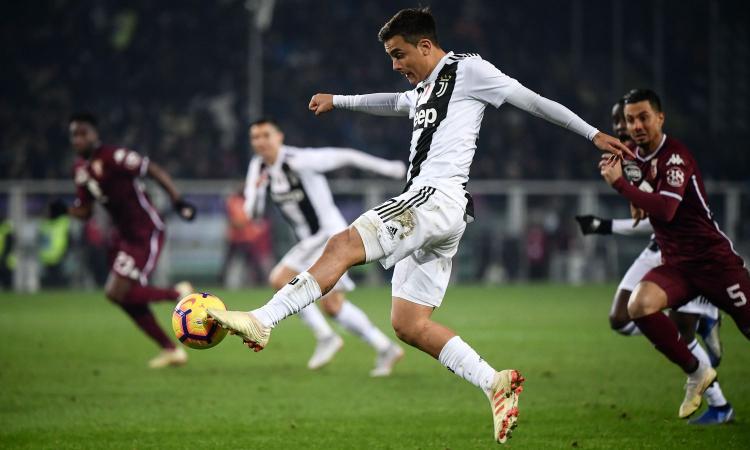 Torino-Juve, le pagelle di CM: Zaza ex sciagurato, Dybala va a fasi alterne