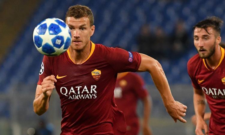 Dzeko-Inter: l'accordo c'è, ecco cosa sta aspettando Marotta