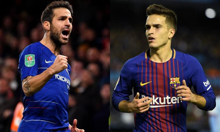 Milan, casting a centrocampo: Suarez e Fabregas, le due diverse strategie
