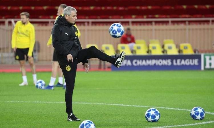 Inter, senti l'allenatore del Borussia Dortmund VIDEO