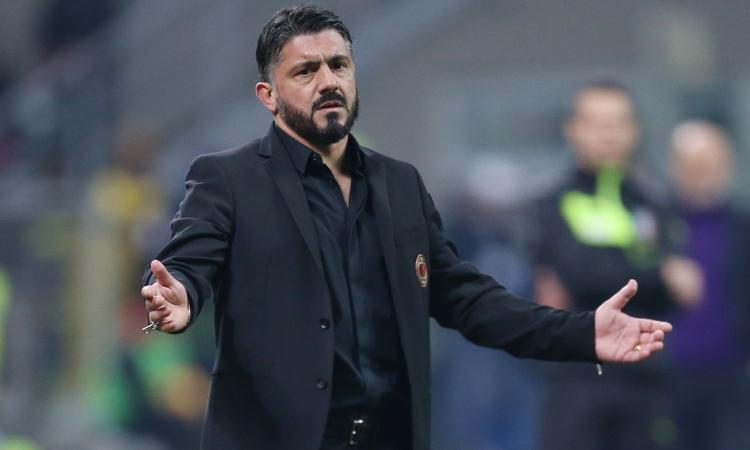 Gattuso: 'Con Mendes ci vediamo spesso, Newcastle voci infondate. Lazio? Basta polemiche, serve rispetto'